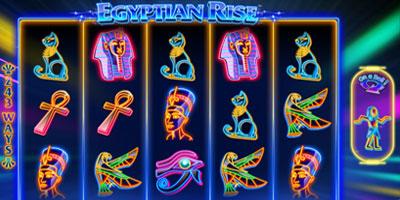 Игровой автомат Egyptian Rise