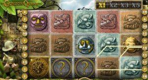 бонусная игра слота gonzos quest