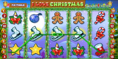 игровой слот i love christmas от pariplay
