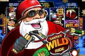 В обзоре слот Santa's Wild Ride