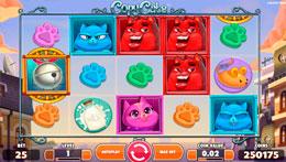 Игровой слот Copy cats от нетент