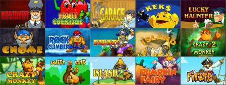 Игровые автоматы от Igrosoft